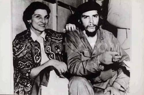 Che con su madre CubaFidelista Pinterest Che guevara - tresen f r k che