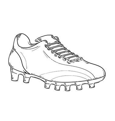 Ajandek Otletek 00e88d45c6d2337bccf56173ba5f8d37 Jpg 380 400 Shoe Art Shoe Template Football Boots