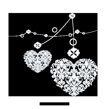 Transparent Hearts Decorative Element Clip Art Png Polyvore