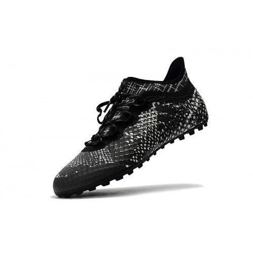 878dc7ab26ea8 Adidas X - Fotbalové Kopačky Adidas X Tango 16.1 TF Černá Šedá Levný ...
