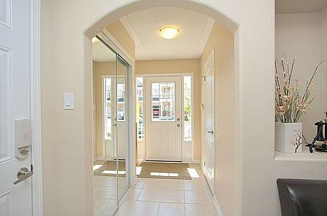 Diy Rounded Bullnose Corner Bead Video Hallway Designs New Homes Dream House