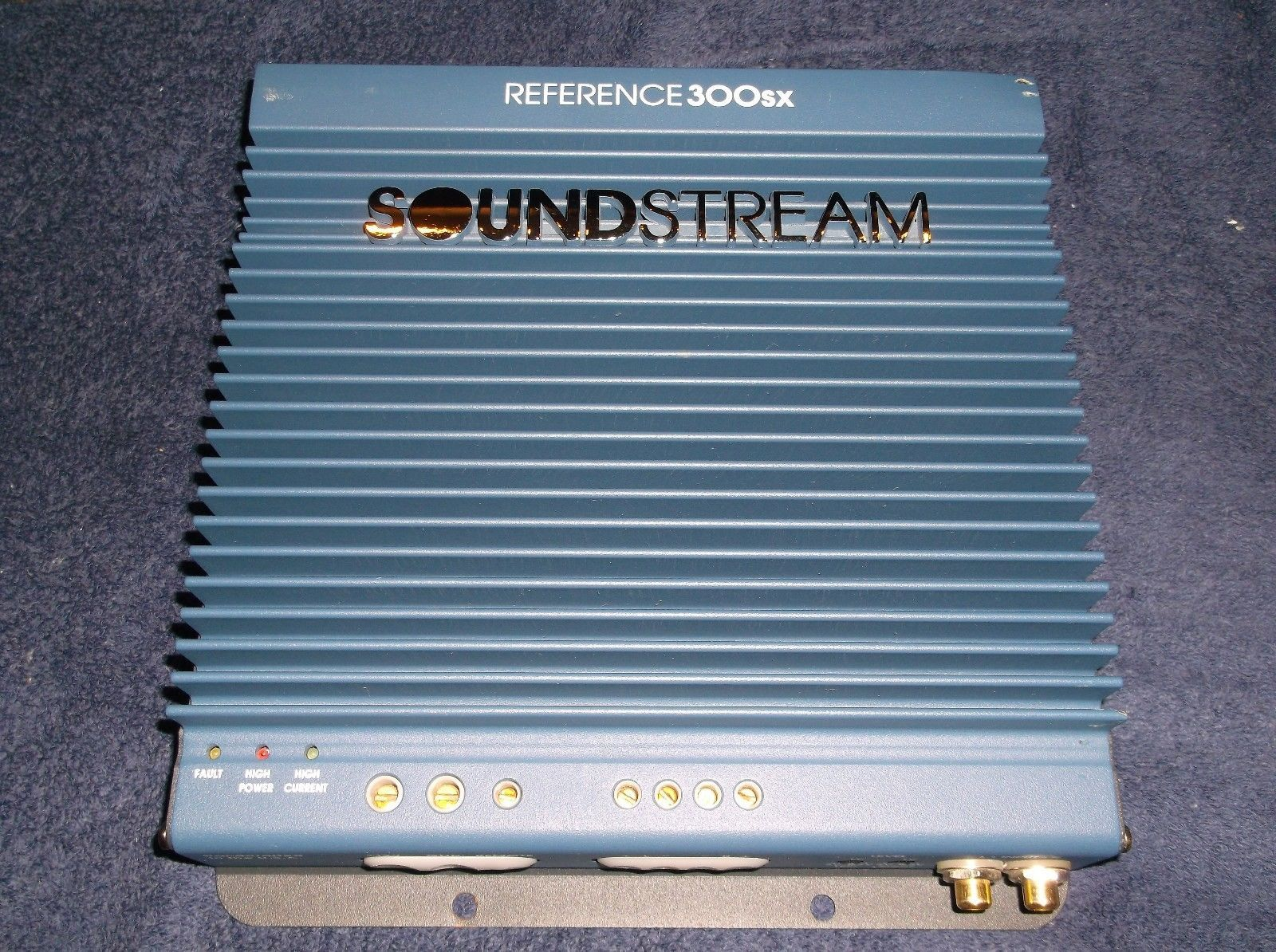 Soundstream Reference 300sx 2 Channel Amplifier Made In Usa Car Audio Audio Ideas Old School Cars