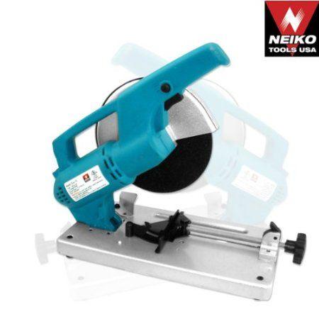 "Neiko High-Speed 7"" Abrasive-Wheel Cut-Off Saw - 3/4 HP - Amazon.com"