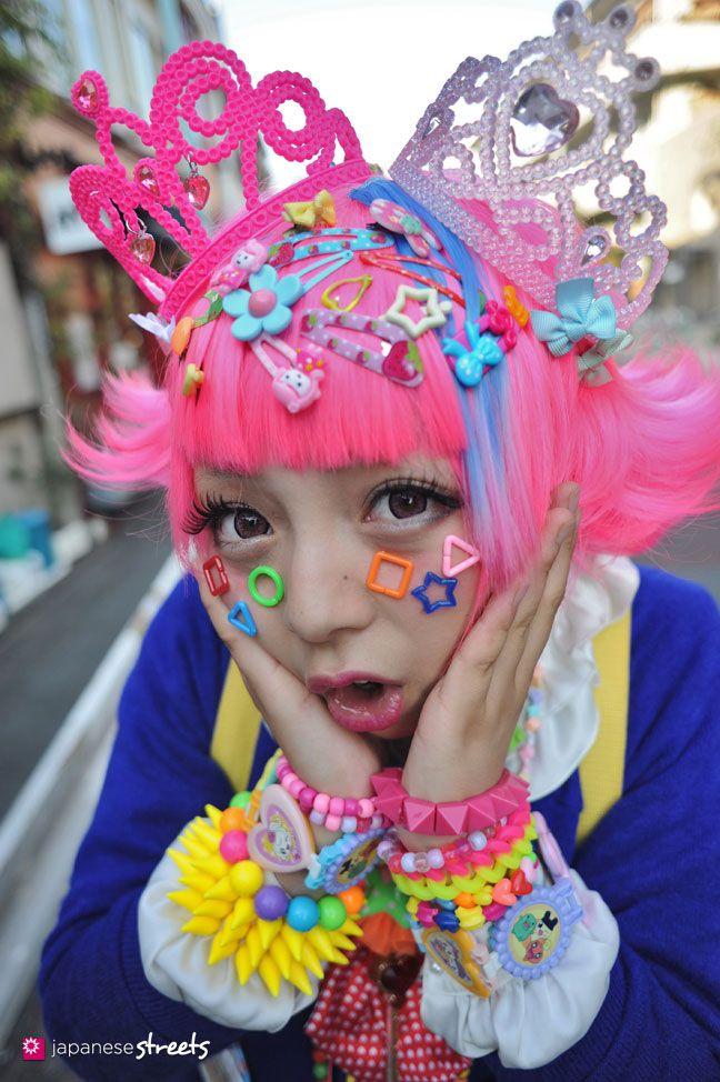 Claire S Hair Accessories Wig N A N A Hair Accessories Claire S 6 Dokidoki Harajuku Fashion Street Harajuku Tokyo Kawaii Hair Clips