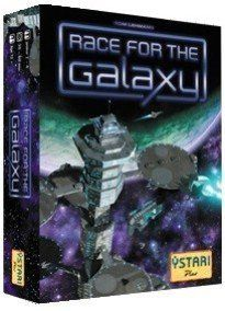 Race For The Galaxy (655132003018) For 2-4 players Takes about 60 minutes to play Popular Eurogame Check out all the great expansions to Race for the Galaxy Score the most points and win