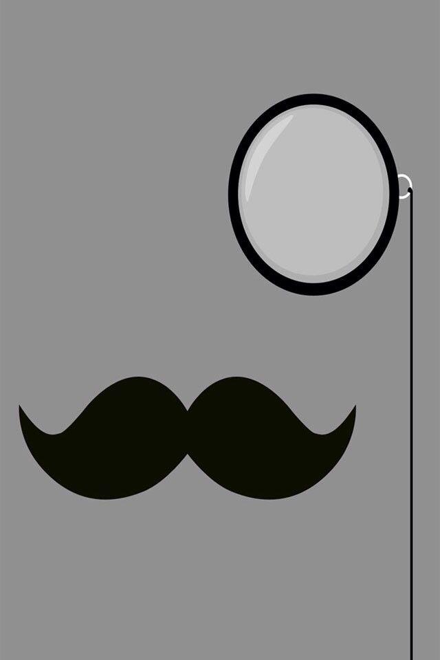 animated beard ios iphone wallpaper wallpaper