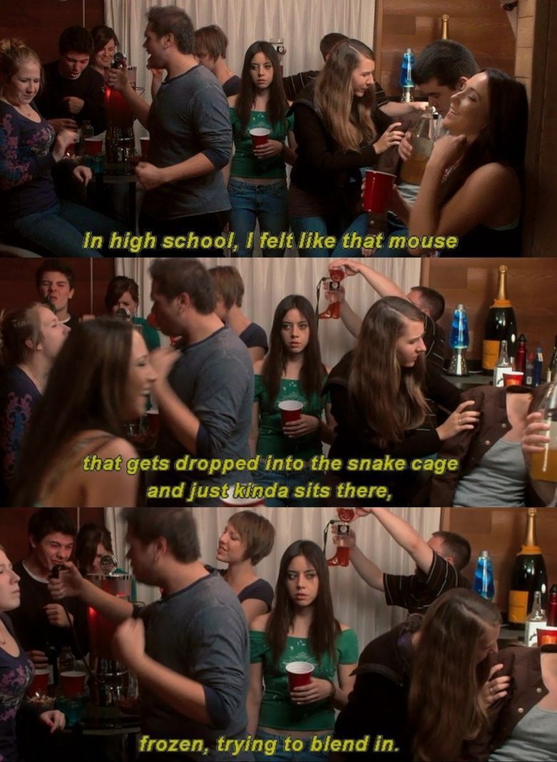 Safety Not Guaranteed Darius about her high school years