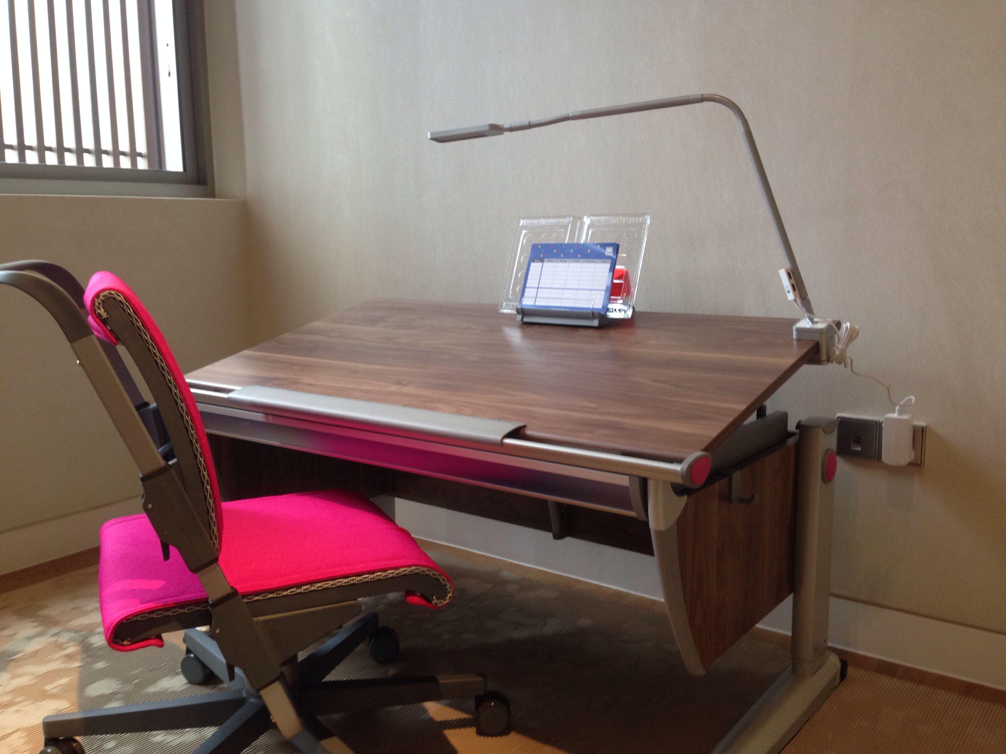 Moll Desks Runner Desk Scooter Chair Kids Ergonomic Desks