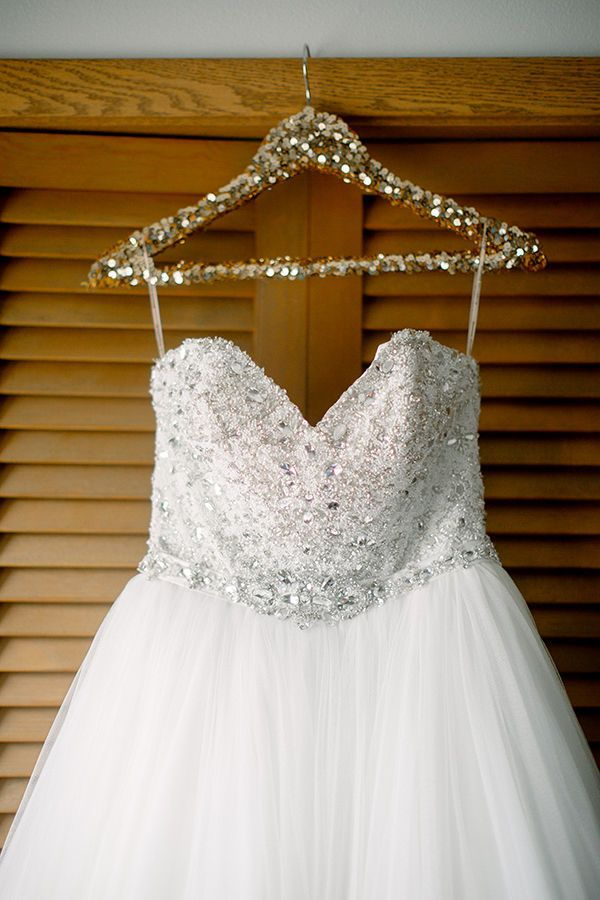 Wedding Dress Dan Thorson Photography Sioux Falls SD RealWedding Maggiesottero