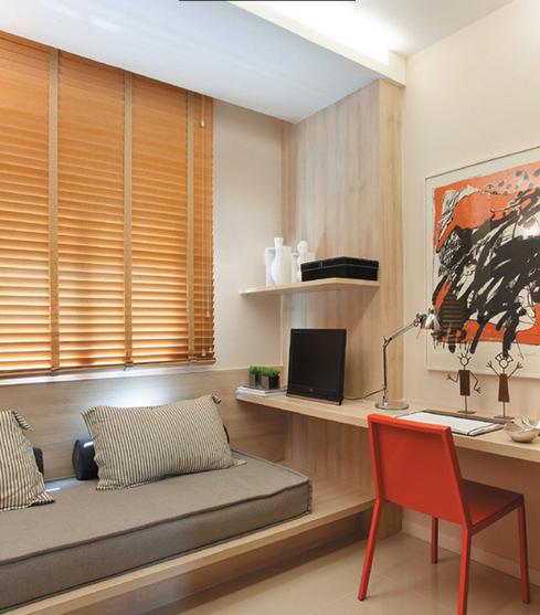 Cortinas y persianas para decorar interiores dise o y for Decoracion de interiores cortinas