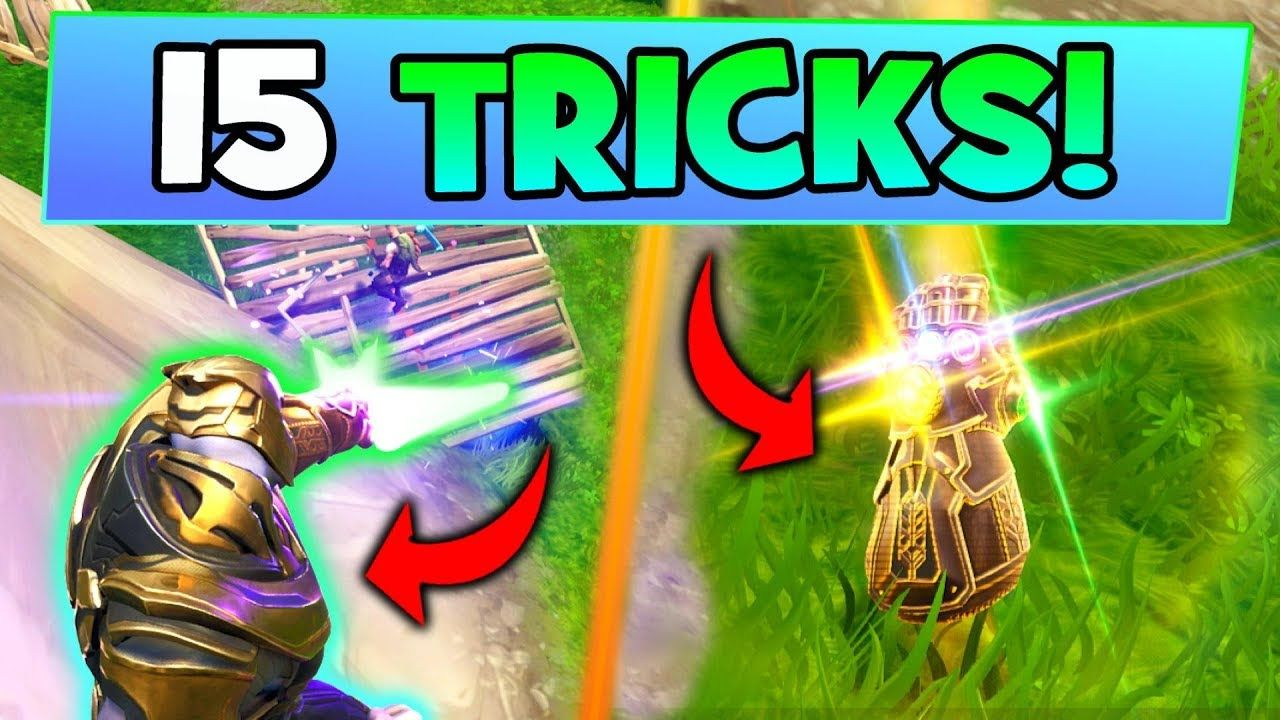 Fortnite Thanos Gameplay 15 Tips And Tricks For Winning With