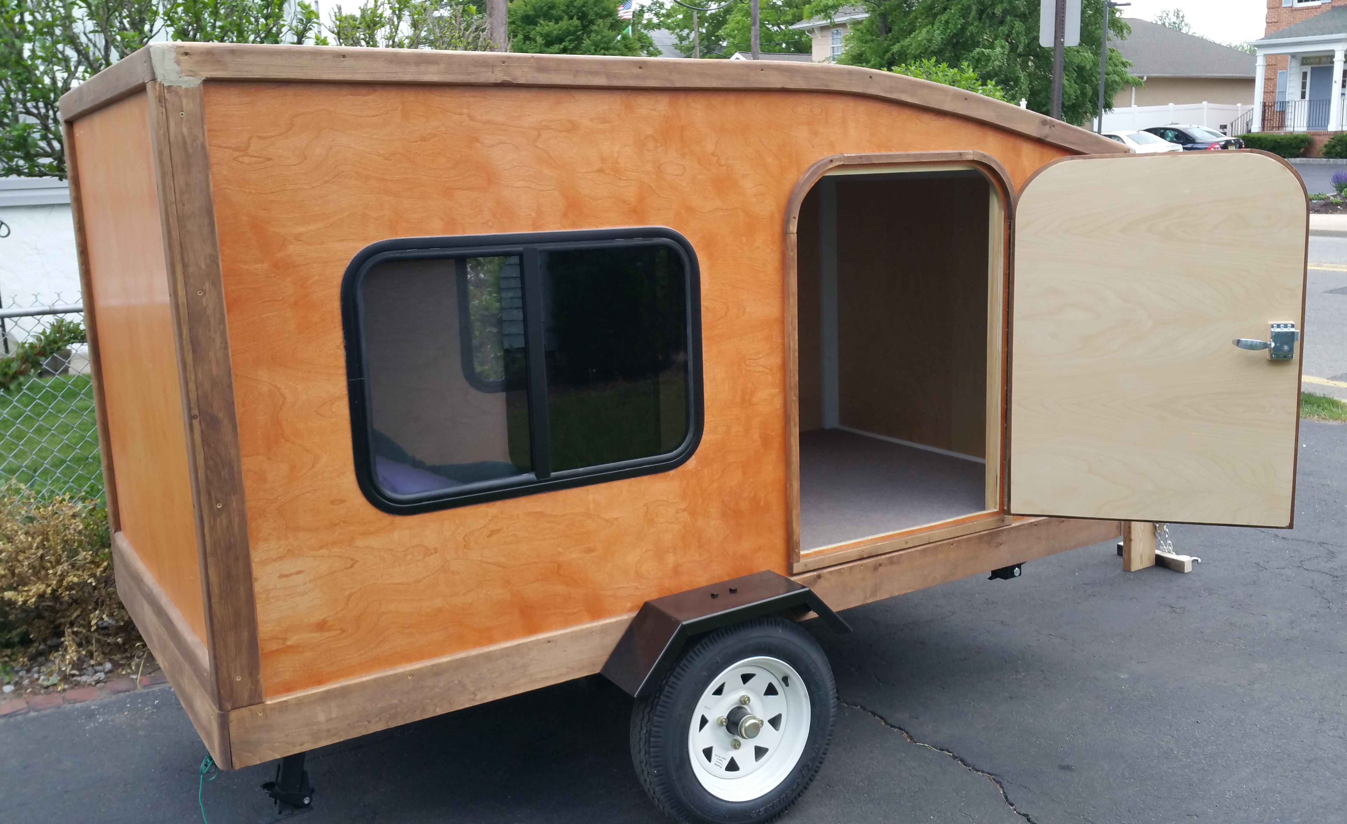 Pin By Darling Armstrong On Diy Teardrop Trailer Build Small
