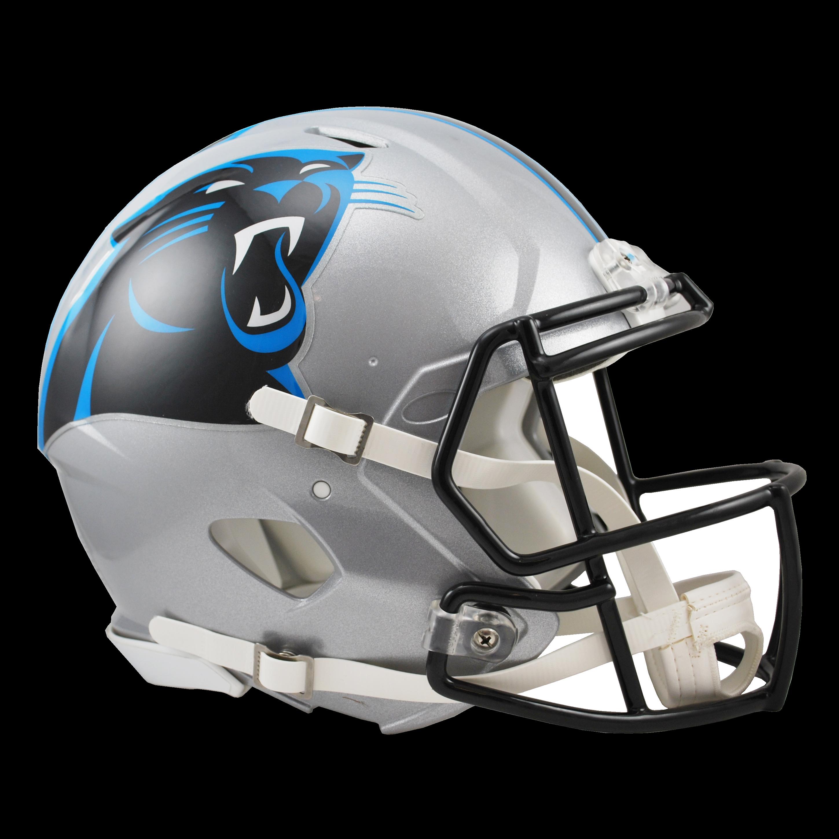 Carolina Panthers Revolution Speed Authentic Helmet   NFL Helmets ...