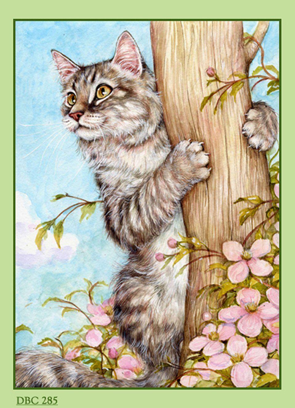 Pin von Rebecca Mohr auf Drawings | Pinterest | Katzen, Katzenbilder ...