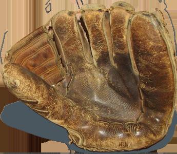 Willie Mays' Baseball Glove