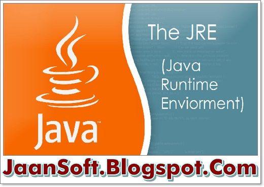 Java Runtime Environment 2018 Latest Download Jaansoft Blogspot