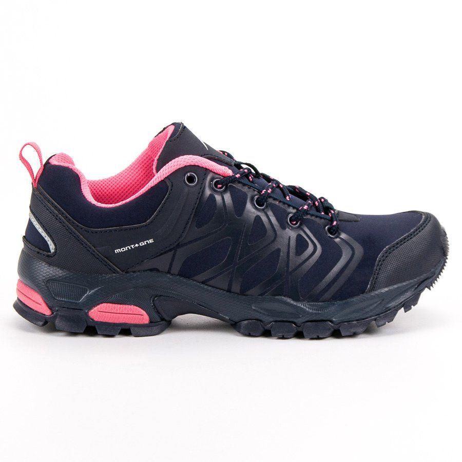 Czarne Obuwie Trekkingowe Air Max Sneakers Sneakers Nike Nike Air