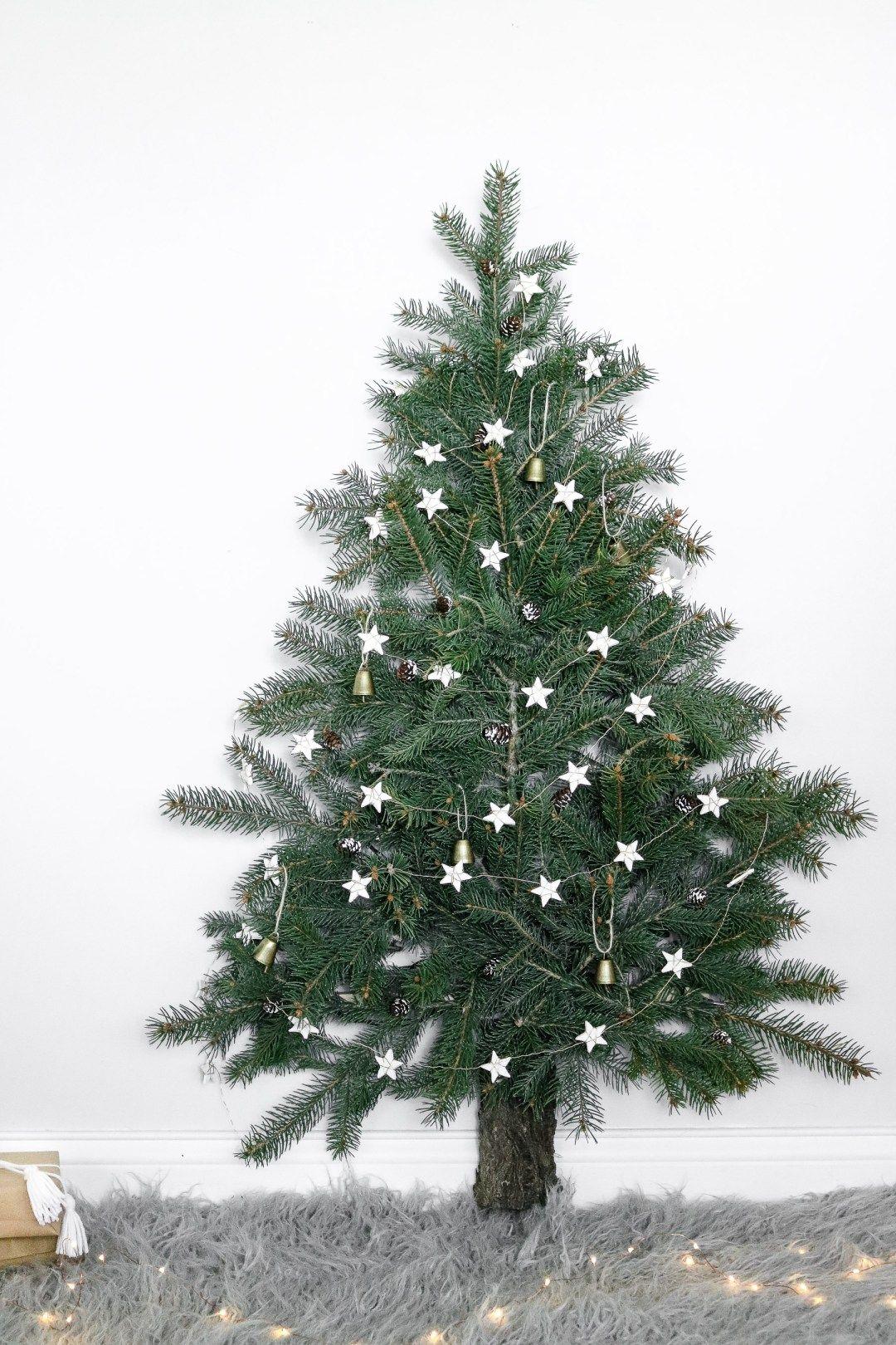 Space Saving Christmas Tree Alternative Christmas Tree Hanging Christmas Tree Flat Christmas Tree