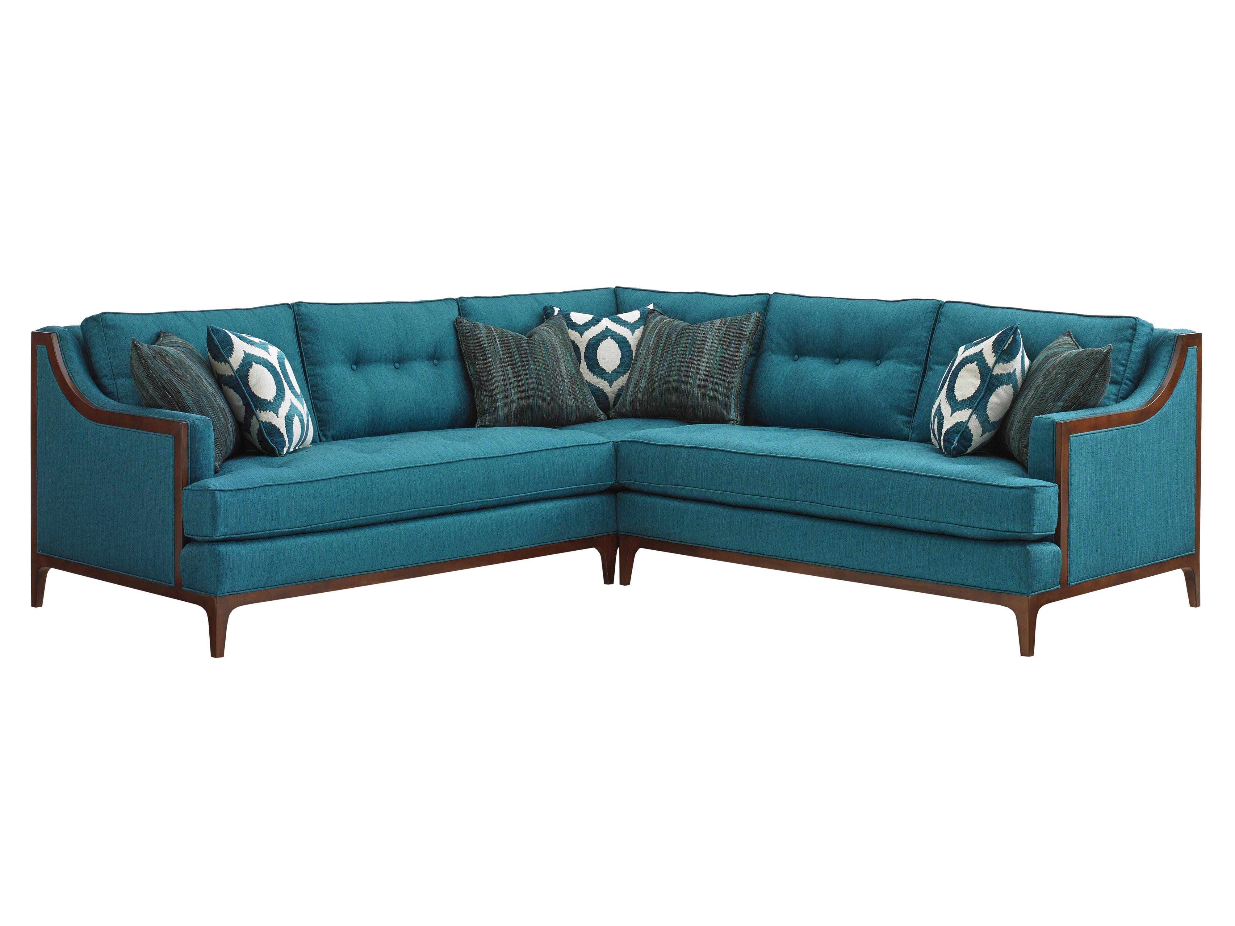 TAKE FIVE Barclay Sectional Sofa by Lexington