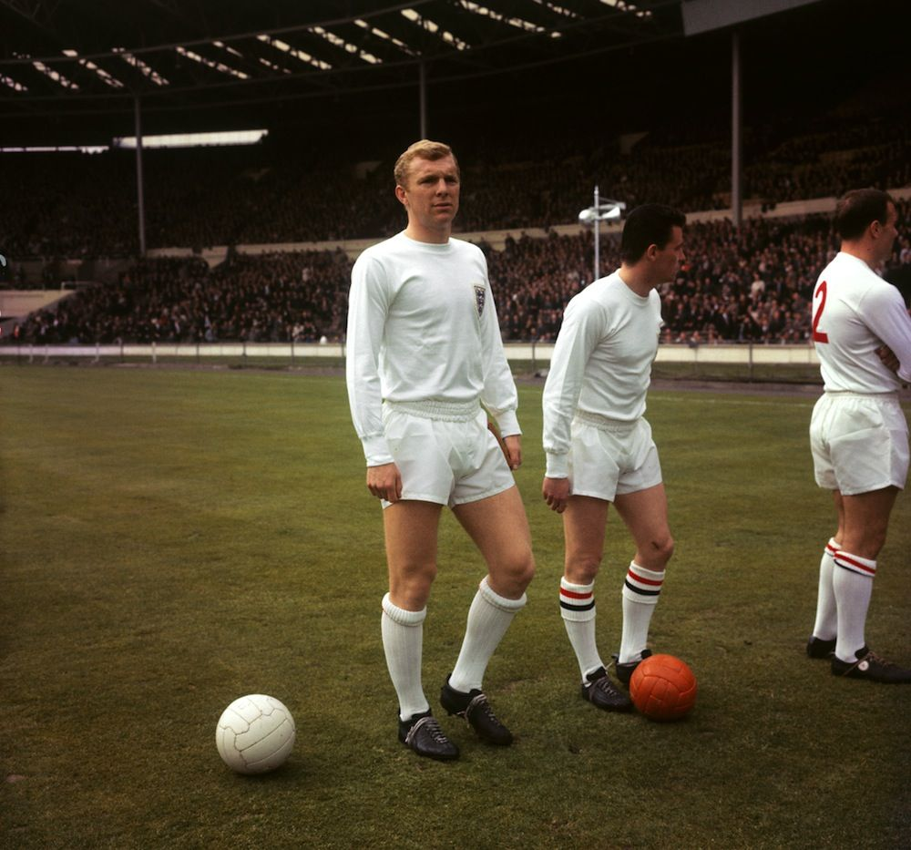 Bobby Moore in May 1964 Football Pinterest
