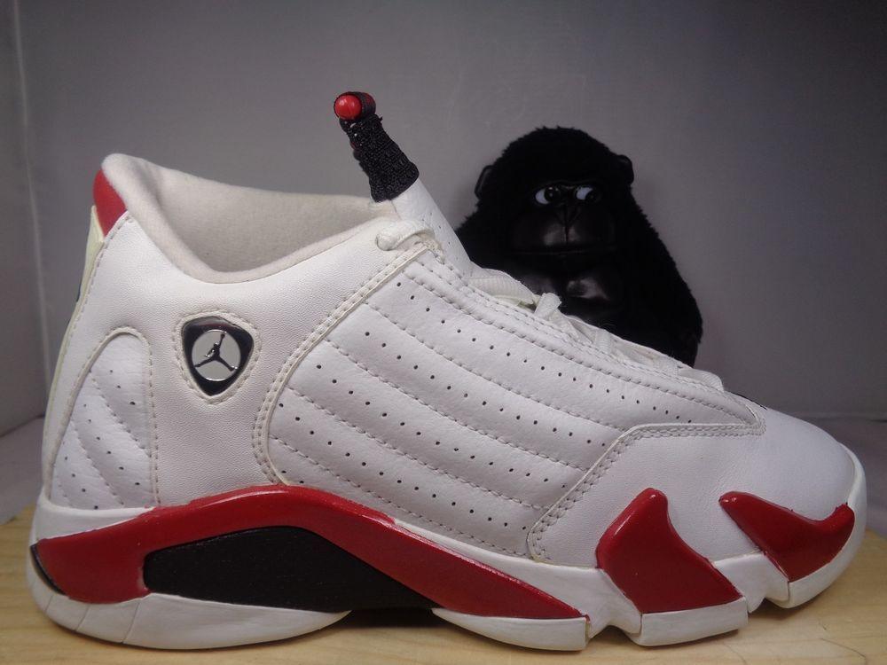 newest f7a3e 8e587 Kids Nike Air Jordan 14 XIV Retro Basketball shoes size 6 Y ...