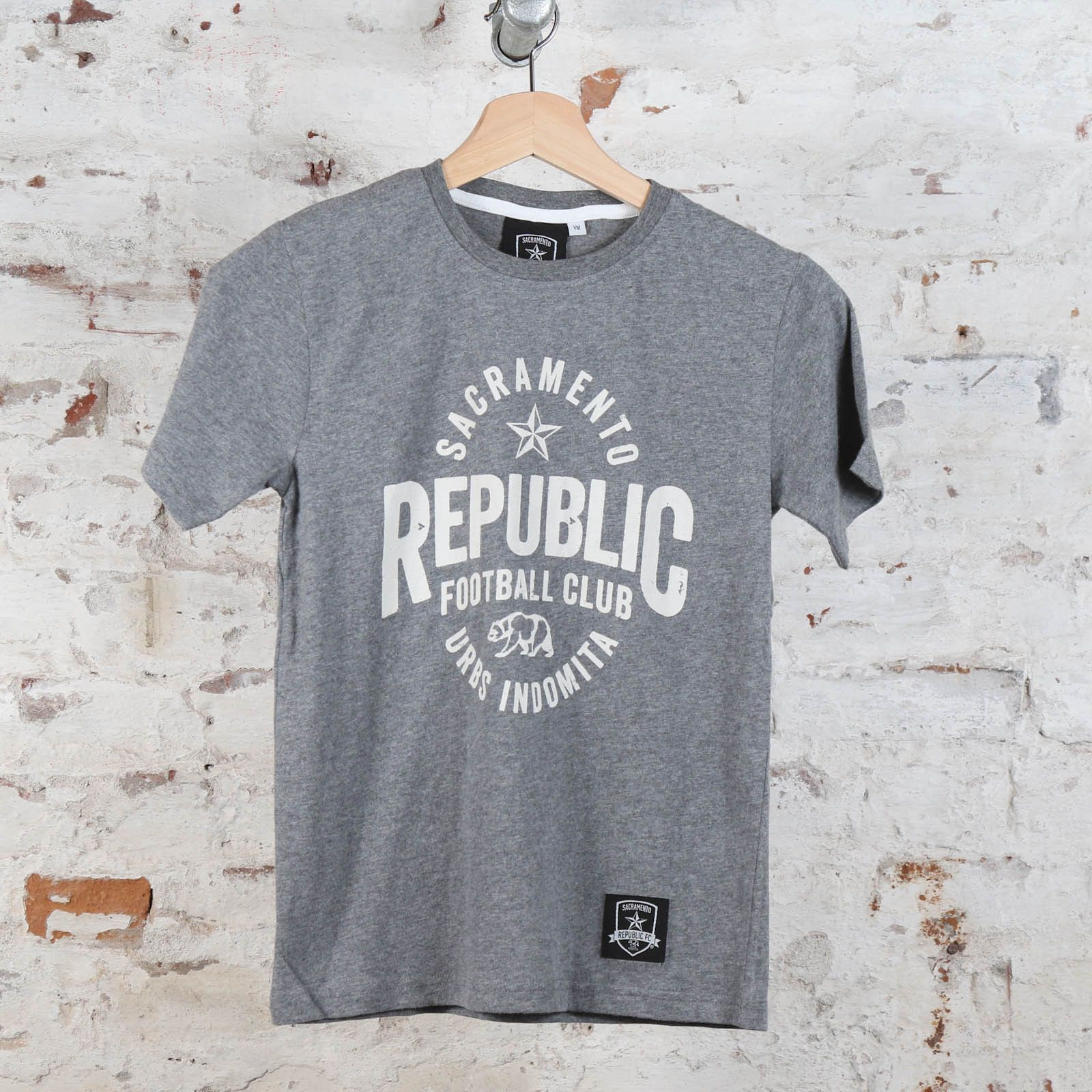brand new 9cf15 61744 Youth Republic Football Club Tee by SDS