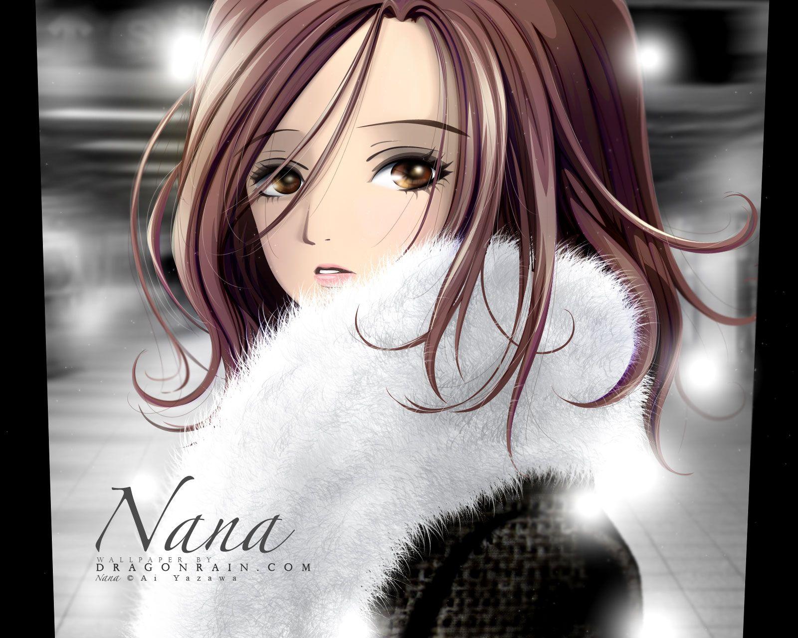 Nana Anime Nana ナナ, 矢沢あい, イラスト