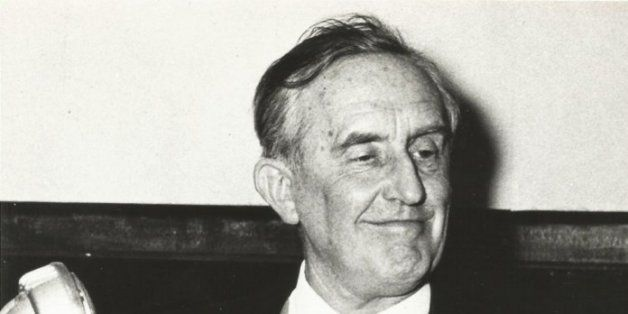 Lost recording of Tolkien giving speech about the true meaning behind LOTR found in Rotterdam basement.