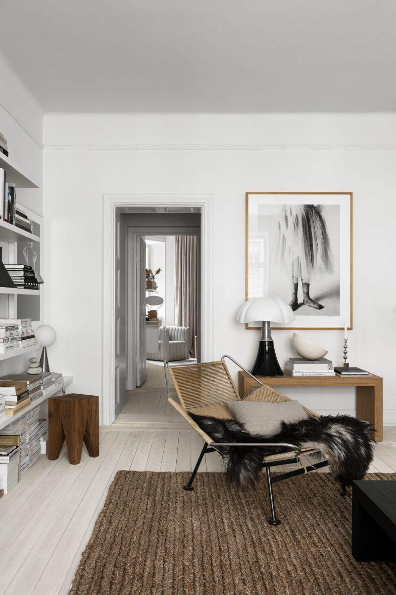 Tour the Elegant and Design-Filled Stockholm Home of Therese Sennerholt - Nordic Design