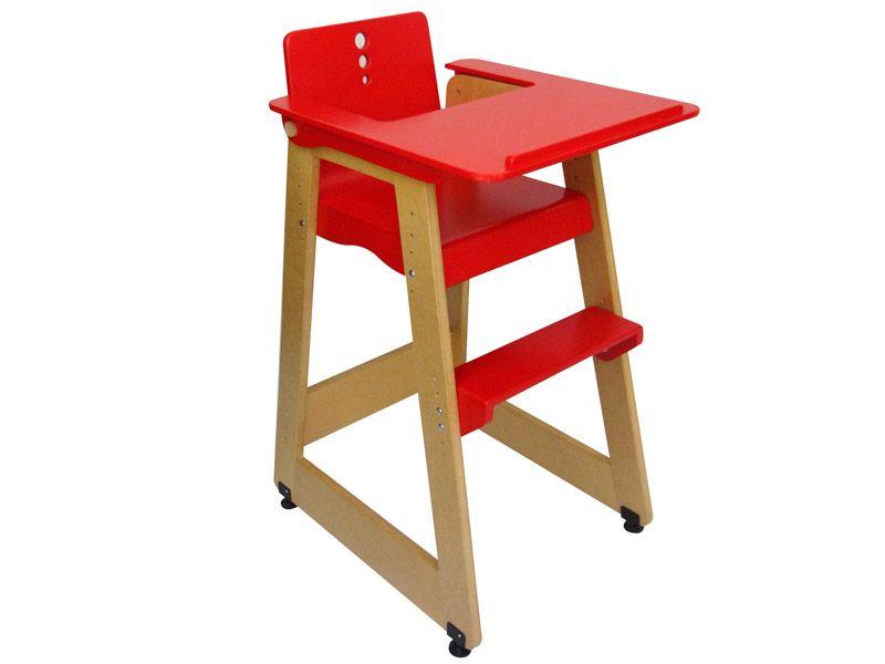 Silla de bebe para comer sillas pinterest sillas bebe y carpinter a - Sillas de comer para bebes ...