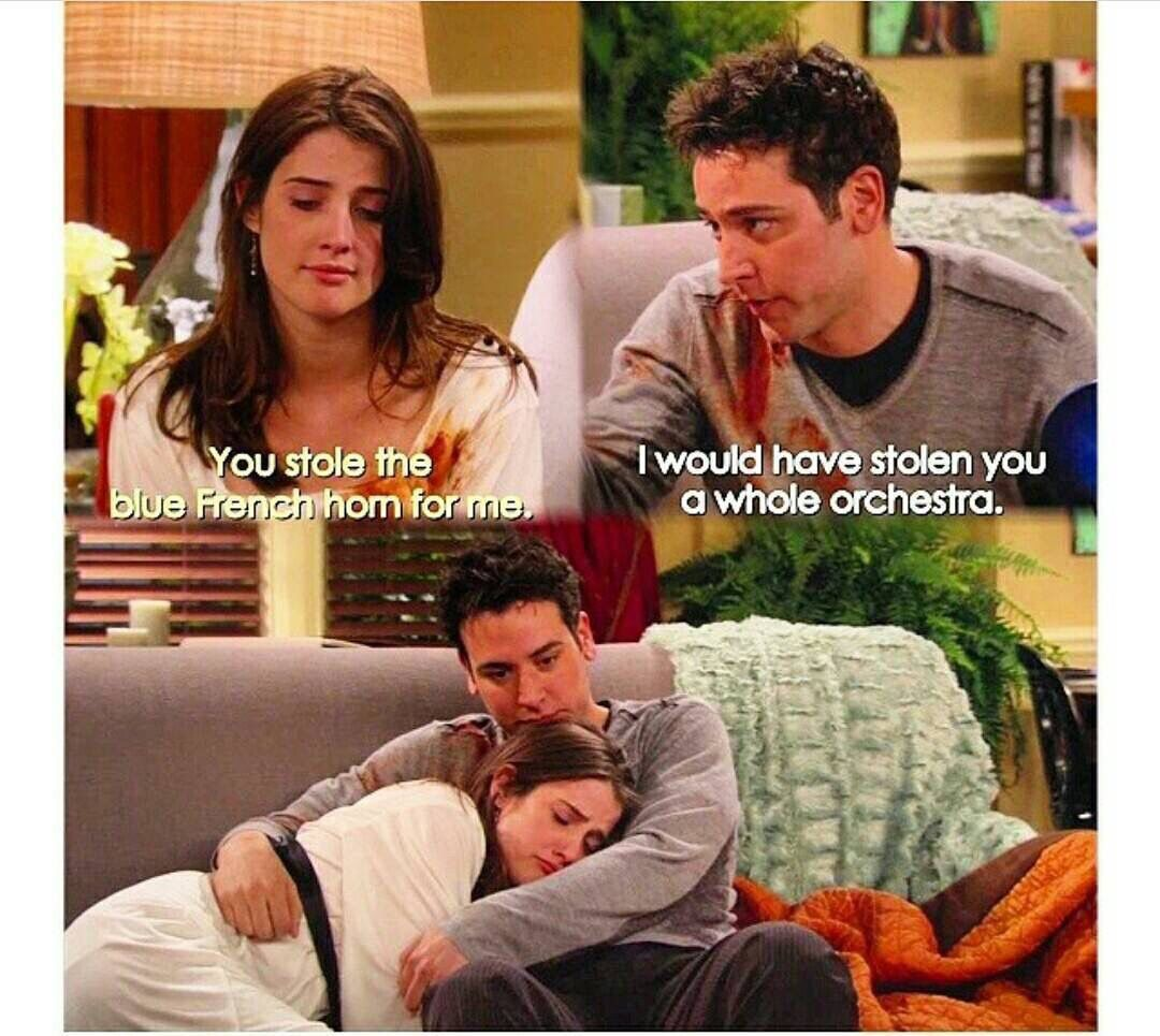 Himym Love Memes For Him Love You Meme How I Met Your Mother