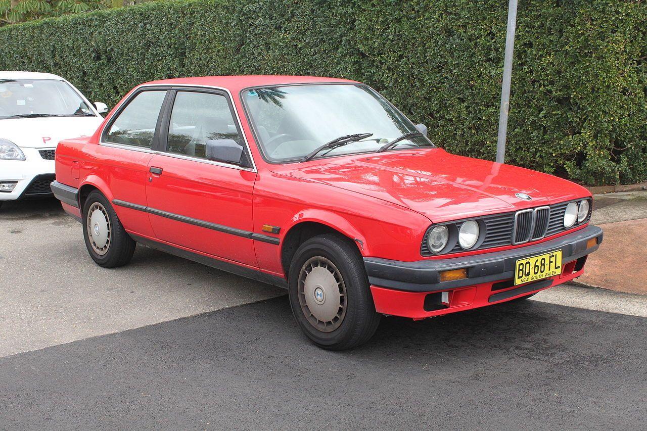1982-1993, BMW 3 Series (E30)