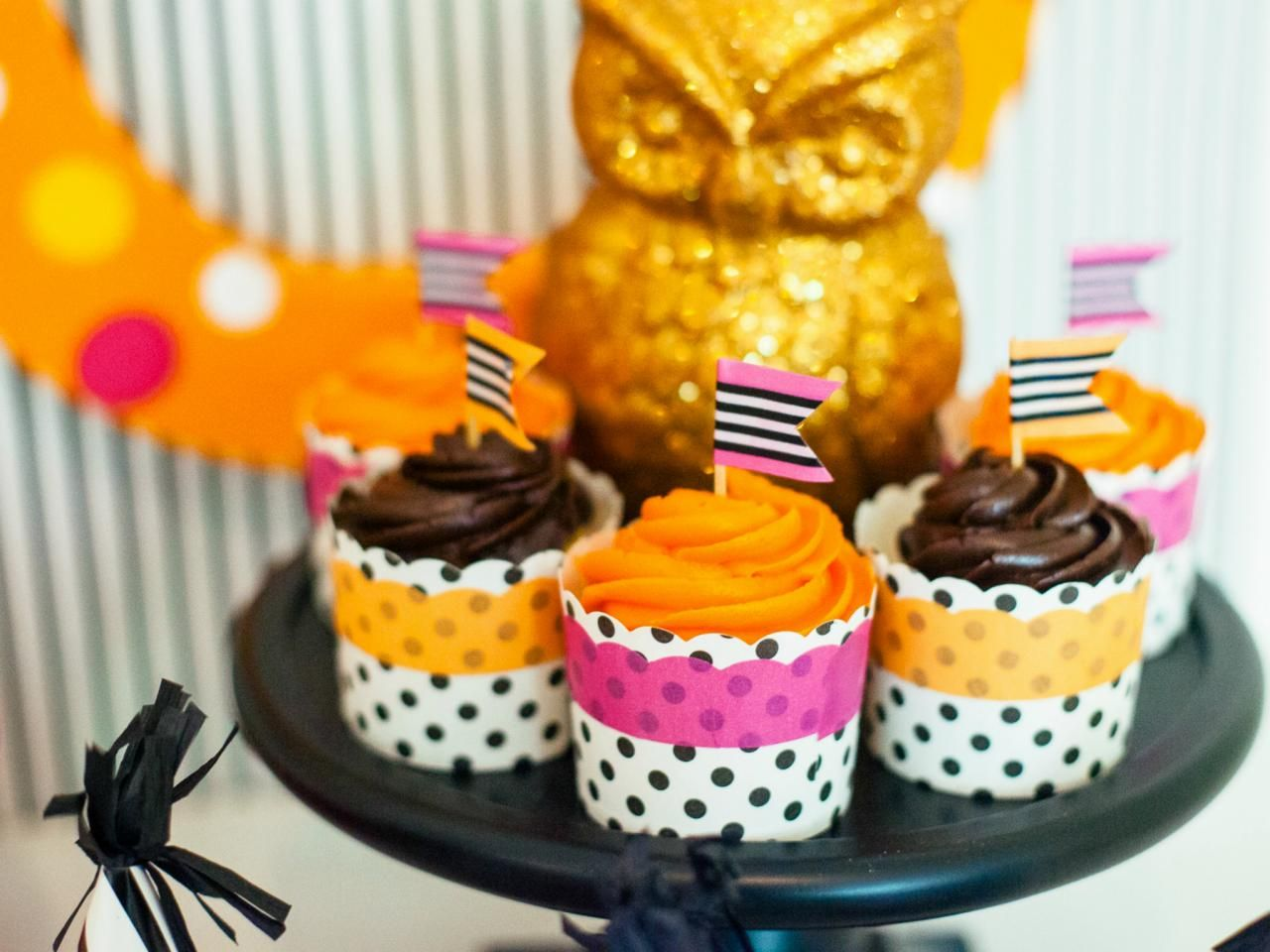 Halloween Party Decorations Made With Washi Tape Halloween parties - Decorate For Halloween