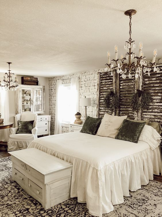 Country Bedroom Ideas That Will Bring The South To You
