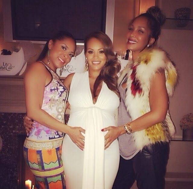 Bellyitch: Inside VH1's Evelyn Lozada's baby shower (PHOTOS)