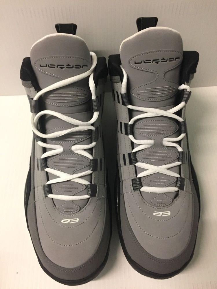 f5f1cc1f3c464f NEW NIKE AIR JORDAN HALLOWED GROUND MEN SIZE 13 STEALTH BLACK GRAPHITE  WHITE NR  fashion  clothing  shoes  accessories  mensshoes  athleticshoes  (ebay link)