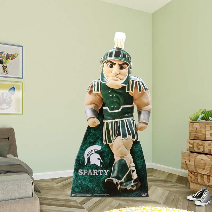Sparty Life-Size Stand Out