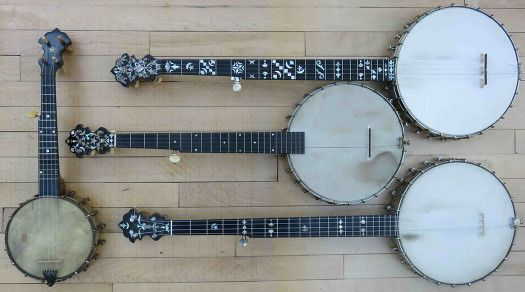 HOME - Vintage Banjo Makers | Banjo | Banjo, Music, Musical