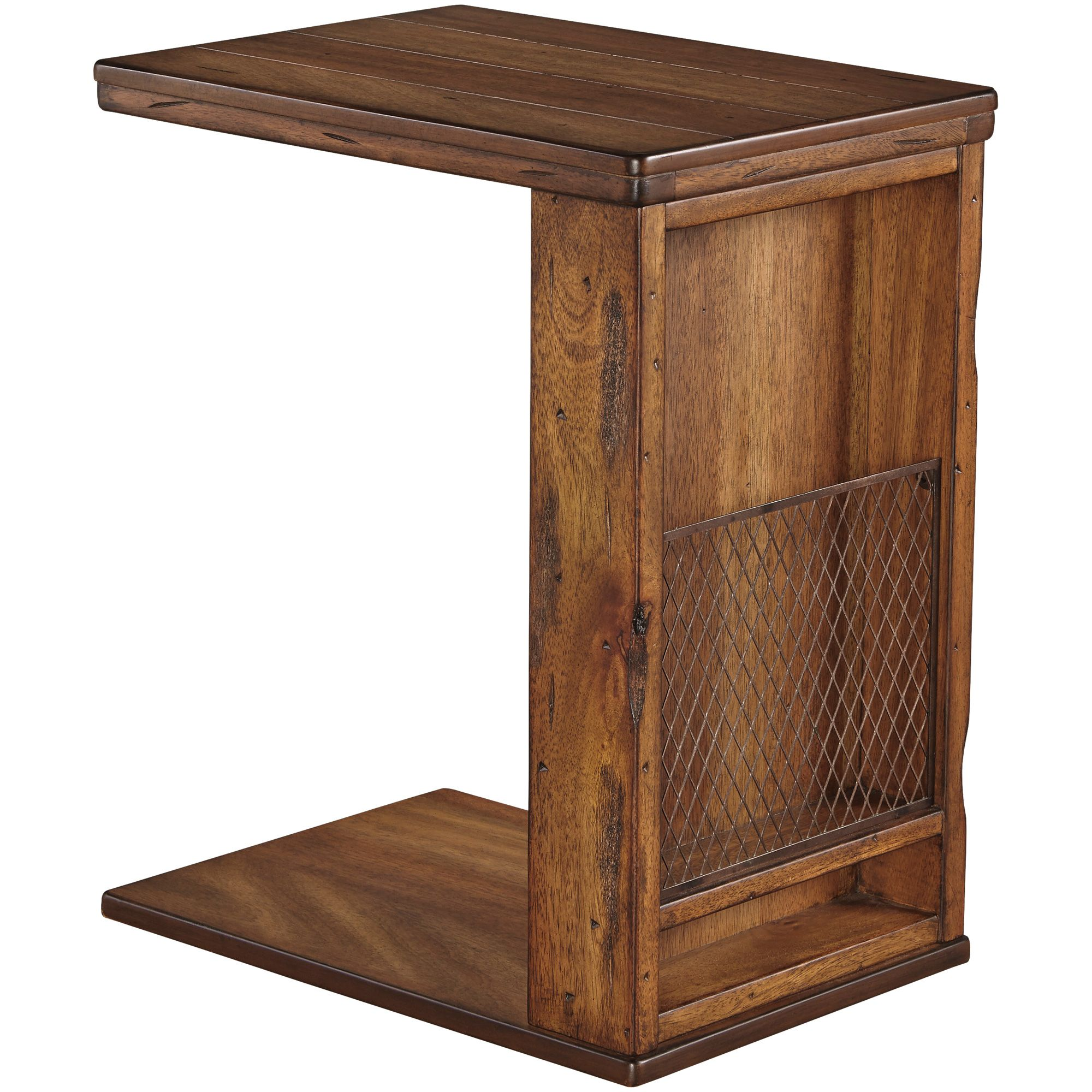 Tamonie Rustic Sofa Server Table Rustic Sofa Chair Side Table
