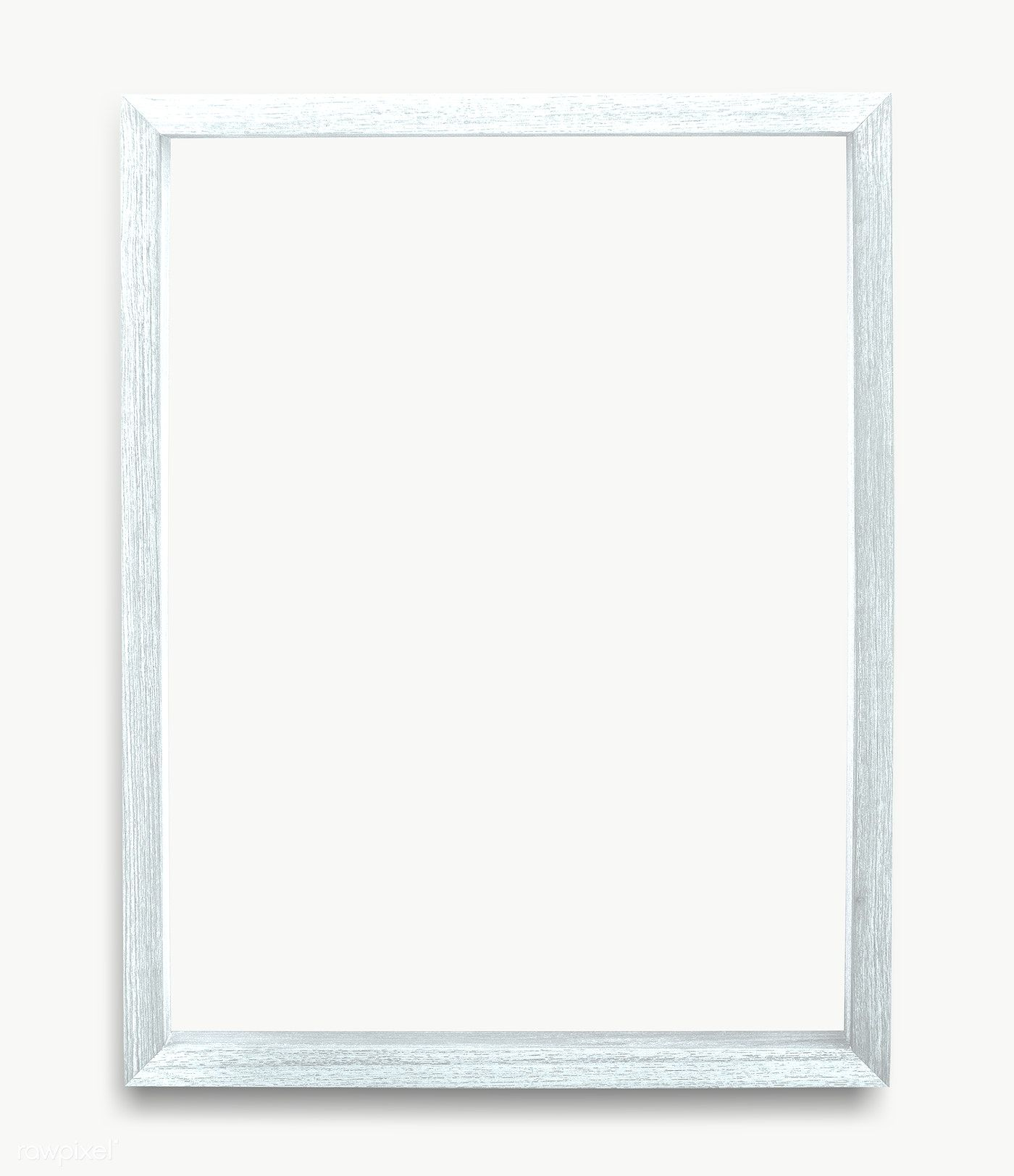 Download Premium Png Of White Photo Frame Mockup 2021738 Frame Mockups White Photo Frames Frame