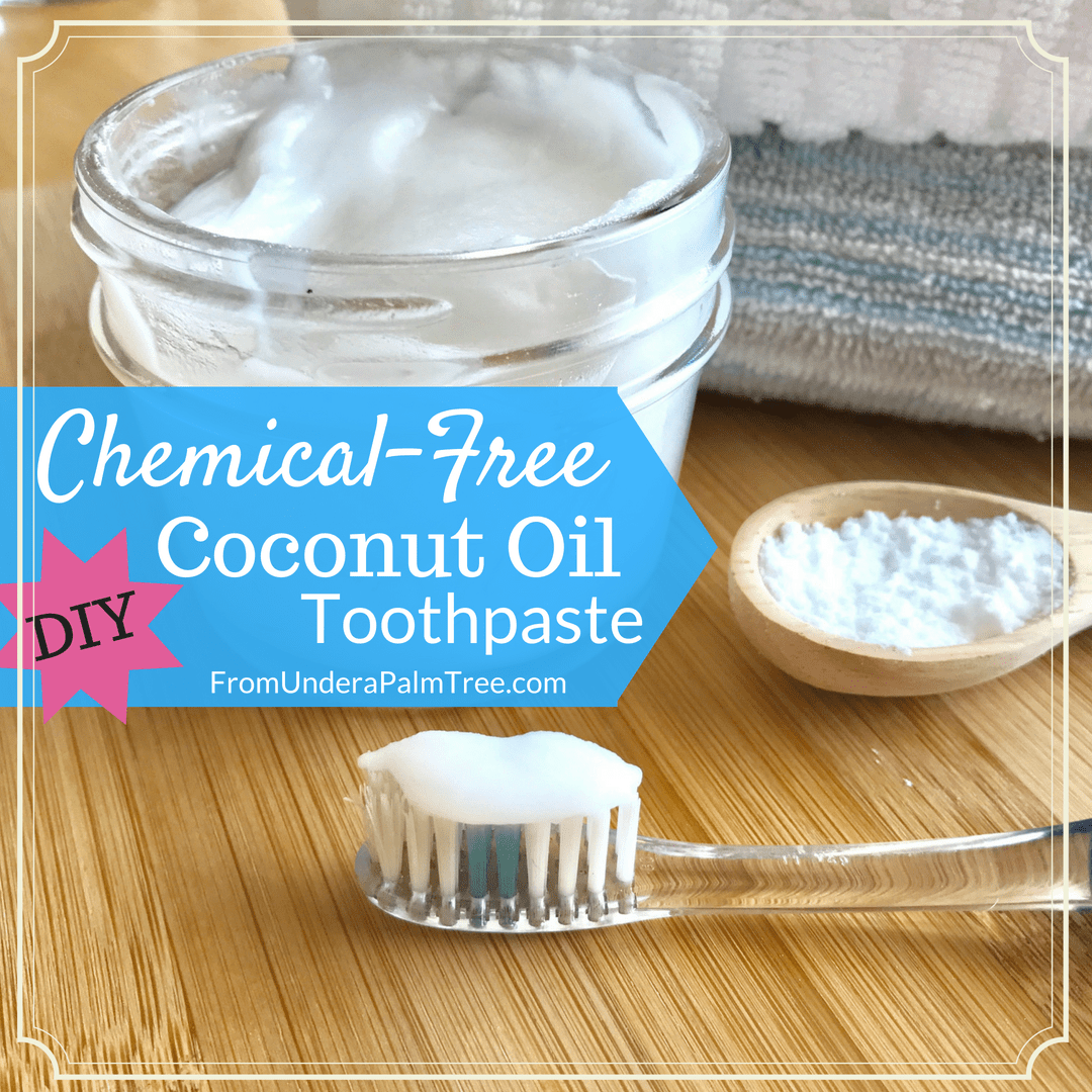 chemical free toothpaste | coconut oil toothpaste | homemade toothpaste | DIY toothpaste | toothpaste | homemade personal care products | baking soda ...