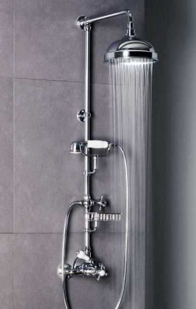 Zet een klokje in de badkamer zodat je in de gaten kunt houden hoelang je doucht.