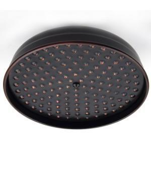 Luxury Bathroom Oil Rubbed Bronze Rain Shower Head 84 Shower