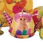 Trolls Tin Tea set