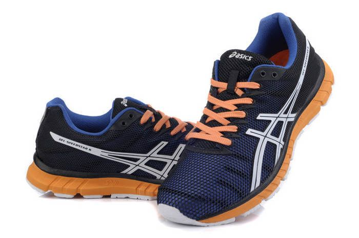 Asics Gel-Speedstar 6 Men's Royal White Orange