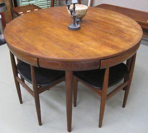 Hans Olsen Teak Diningroom Set! Mid-Century Modern! Oakville ...