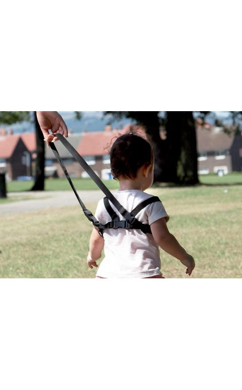 The Lindam Safety Harness And Reins Keep Your Child Close By In A