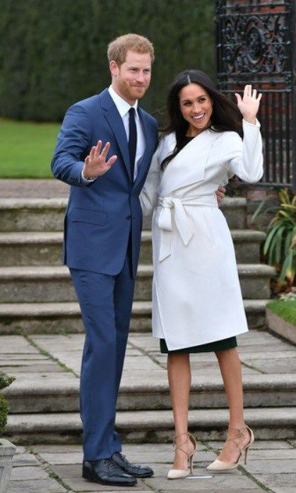 Meghan Markle's Engagement Style