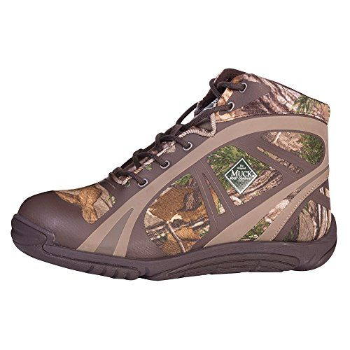 Muck Boots Men's Pursuit Shadow Ankle Boot, Realtree Xtra, 10 D(M) US Mens -- Find out more about the great product at the image link.