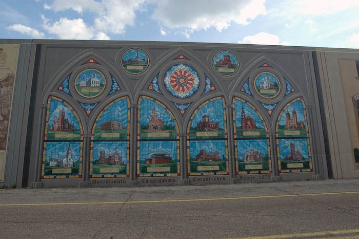 Elegant Portsmouth Ohio Flood Wall Murals Photos   Google Search Part 10